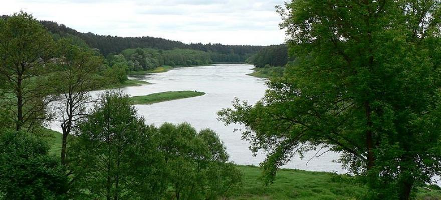 Baidares ir dzukijos upes