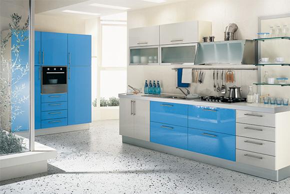 virtuves interjeras