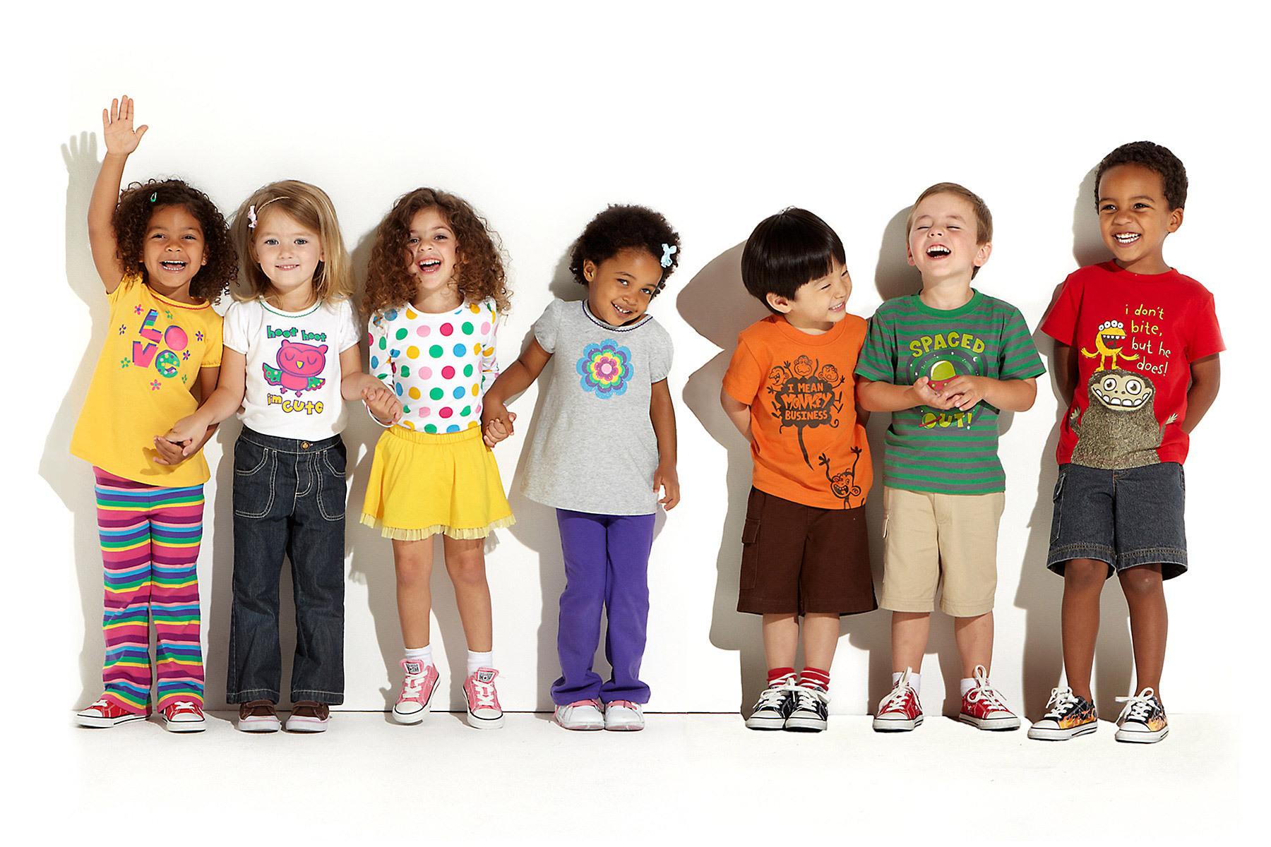 vaikisku drabuziu akcija