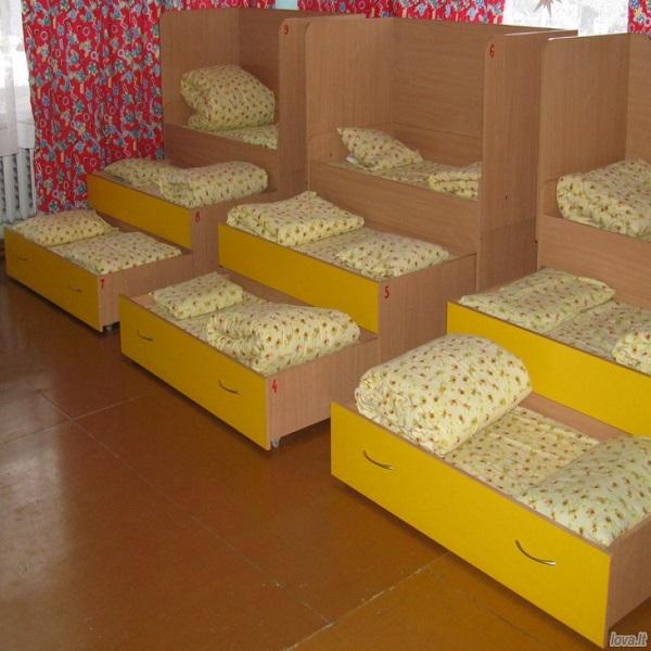 Darželio baldai